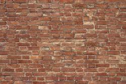 Vintage brick old brickwork.