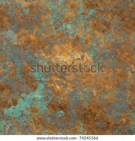 vintage bronze seamless background
