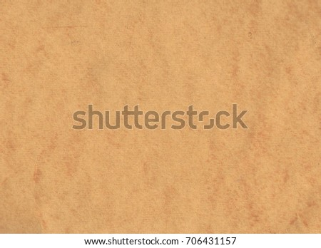 Vintage Brown Paper Background 706431157