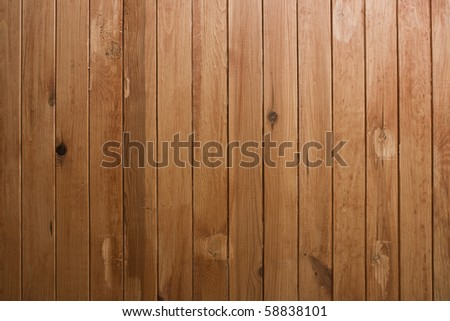 vintage brown wooden planks as background
