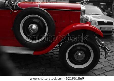 vintage car   classic vehicles. ...