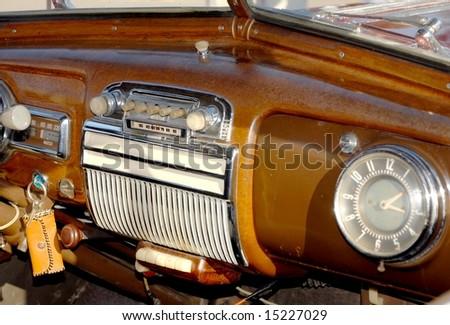 Classic Car Radio Ipod Conversion