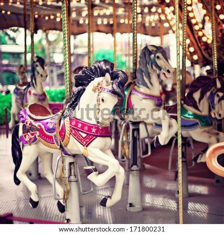 Stock Photo Vintage Carnival