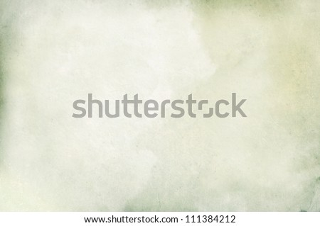 Vintage cloudy background Watercolor background
