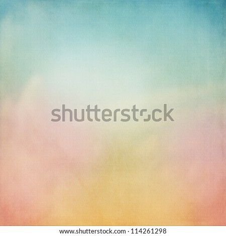vintage colorful background