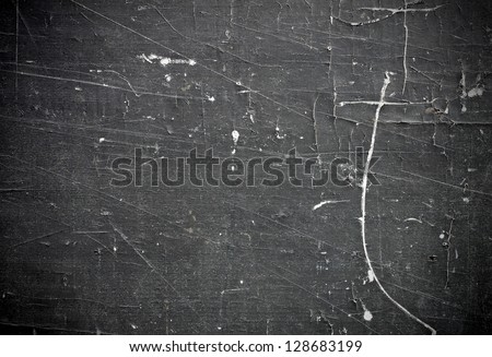 Vintage dark surface of wood