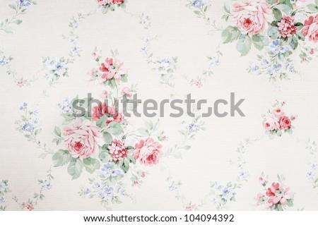 vintage decorative background