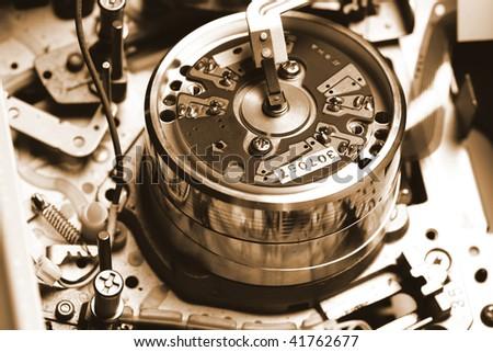 vintage electronic spare parts #41762677