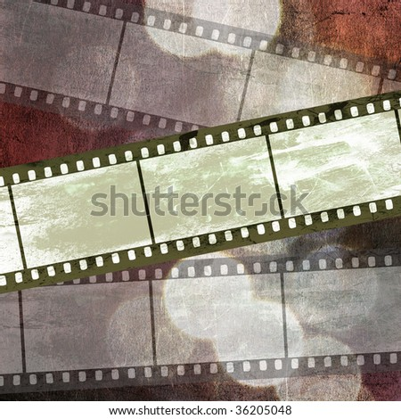 vintage film art background illustration - check for more