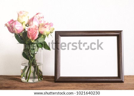 Free Photos Bouquet Of Roses In A Vintage Interior Retro Style