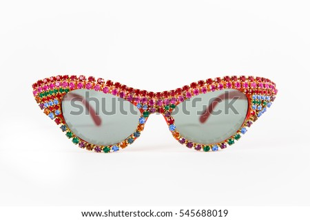 Stock Photo Vintage glasses