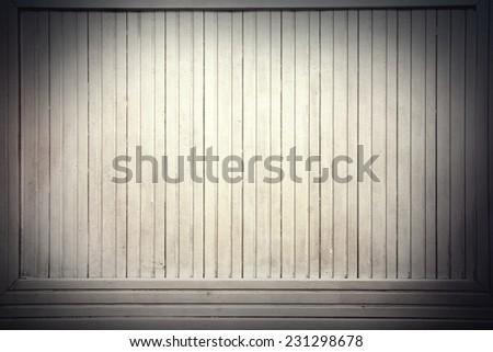 Vintage Grey Gray White Pastel Color Wood Backboard Billboard Background Texture. Instagram style