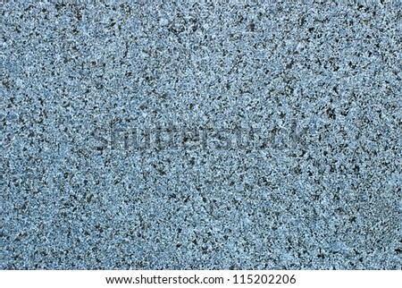 Vintage grey painted plaster concrete wall background.