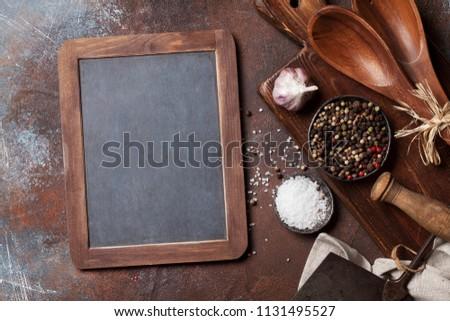 vintage kitchen utensils and...