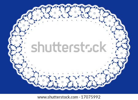 Knitted Lace Doily Pattern - Squidoo : Welcome to Squidoo