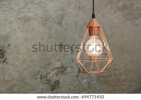 vintage lamps  lighting decor