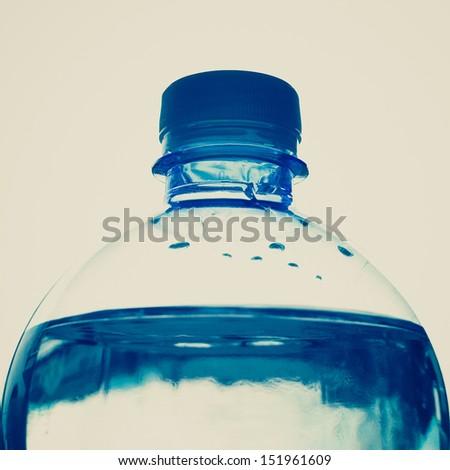 Vintage looking Water bottle neck