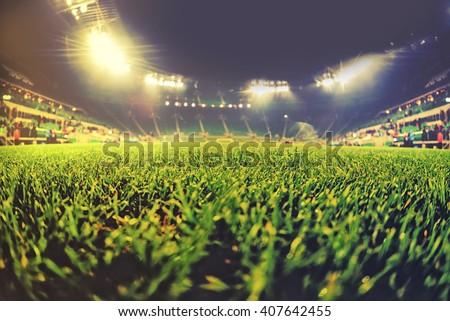 vintage ohiti of stadium  close ...