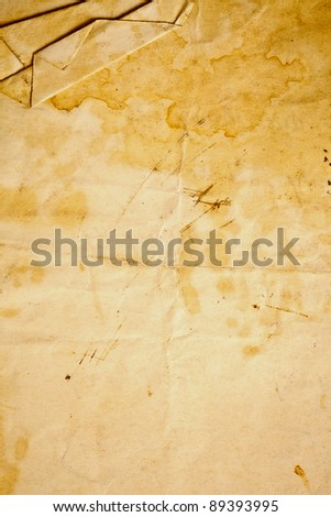 vintage old paper background