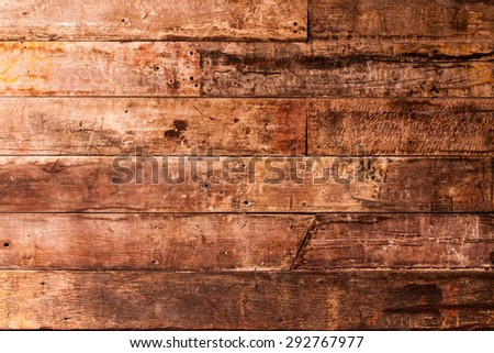 Vintage Old Wood Background.More than 100 yaers old. #292767977