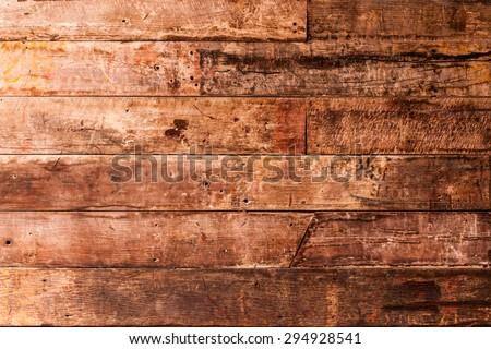Vintage Old Wood Background.More than 100 years old. #294928541