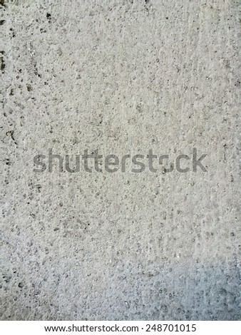 Vintage or grungy old panel cement background.