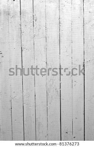 Vintage or grungy white background of natural wood or wooden old texture as a retro pattern layout. It is a concept, conceptual or metaphor wall banner, grunge, material, aged, rust or construction.