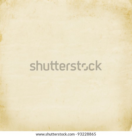 Vintage paper texture for background
