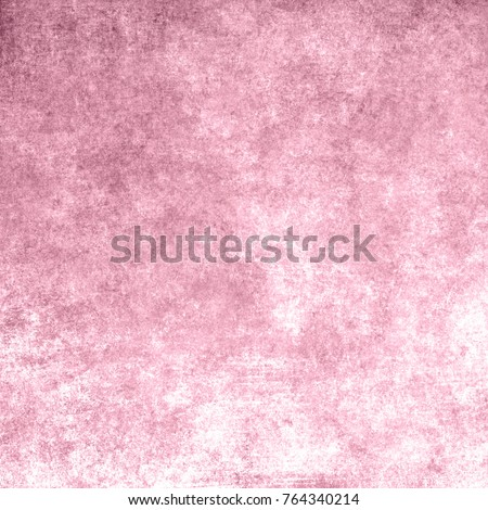 Vintage Paper Texture Pink Grunge Abstract Background