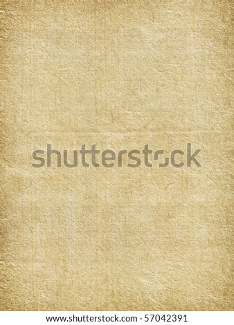 Vintage paper with slight vignette - stock photo