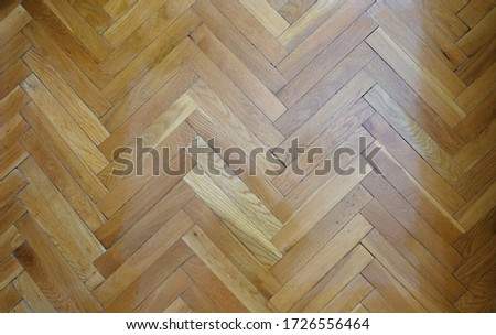 Vintage pattern of oak wood flooring  Stok fotoğraf ©