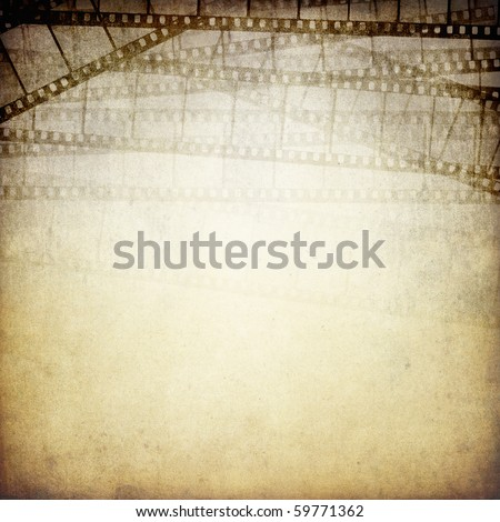 Vintage photographic background with space for text.