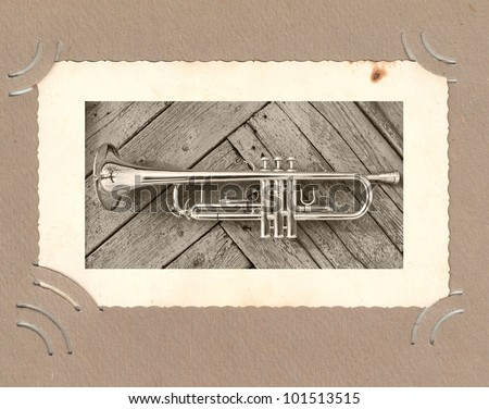 Vintage Photos, Jazz Music