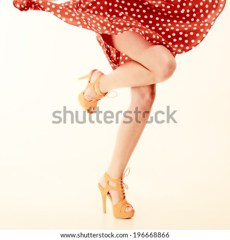 vintage pinup style. sexy...