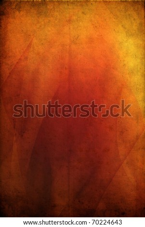 Vintage red glowing background