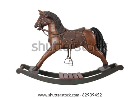 old fashioned rocking horse plans
