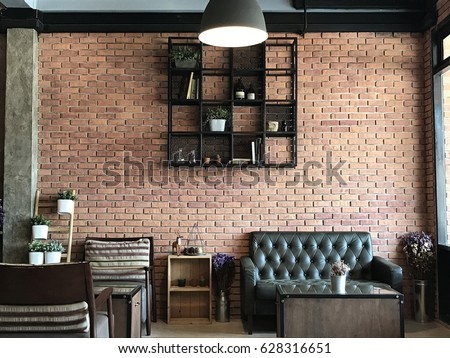 vintage room with sofa set...