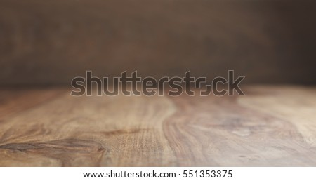 Shutterstock vintage rosewood wooden surface background in perspective view, 4k photo with shallow focus