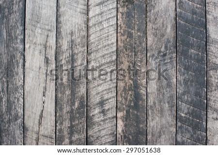 Vintage Rustic weathered wood background  #297051638