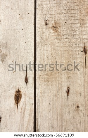 vintage rusty wooden texture with nails as background