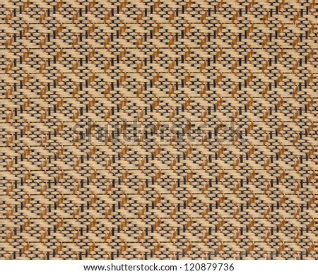 Vintage, 1950s 60s speaker grill fabric texture - stock photo