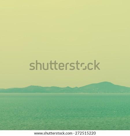 Vintage sea - vintage filter