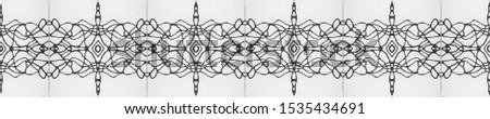 Vintage Seamless Background. Ethnic Ornament Print. Ornate Background. Organic Colors. Dressing element Antique Element Hand Drawn. Kaleidoscope Effect. Floral Elements Floral Elements