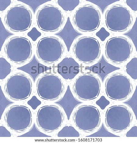 Vintage Seamless Background. Islamic geometry Ceramic tile. Natural Colors. Dressing element Antique Element Hand Painted Kaleidoscope Pattern Floral Elements Floral Elements