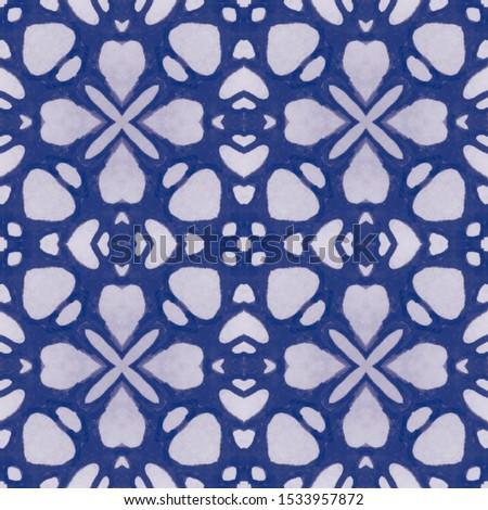 Vintage Seamless Background. Ornate Tile Background Ornate Tile Background Blue Green Dressing element Old fashion Design. DIY effect art. Kaleidoscope Pattern Floral Pattern. Floral Design.