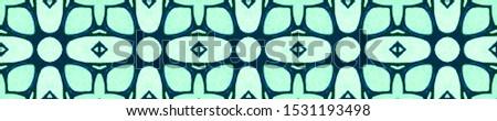 Vintage Seamless Pattern Tile. Ornate Tile Background Ornate Tile Background Blue Mint Tile Embroidery print Antique Element Indigo Blue Kaleidoscope Art. Floral Elements Floral Design.
