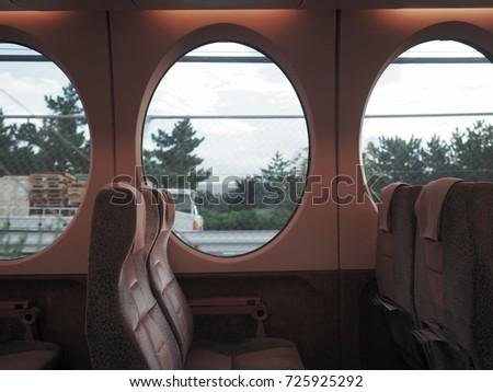 Vintage style Interior Inside   #725925292
