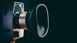 vintage super8 camcorder