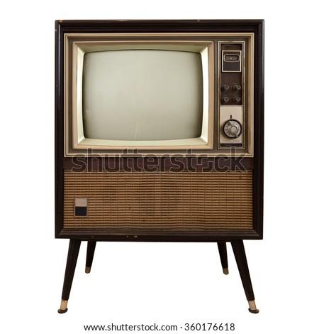 vintage television   old tv...