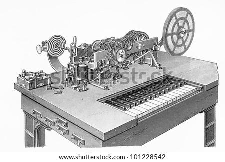 vintage telegraph key collection jpg 1080x810